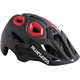 bluegrass Golden Eyes MTB-Helmet black/red
